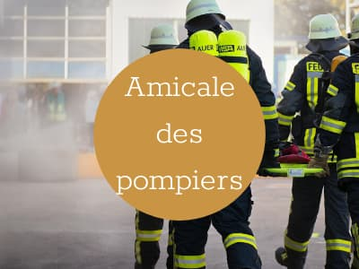Amicales des pompiers à Lacapelle-Marival