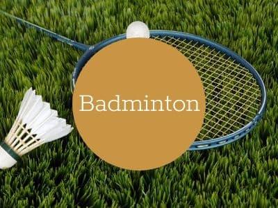 Badminton à Lacapelle-Marival