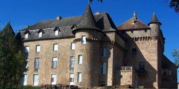 Château à Lacapelle-Marival