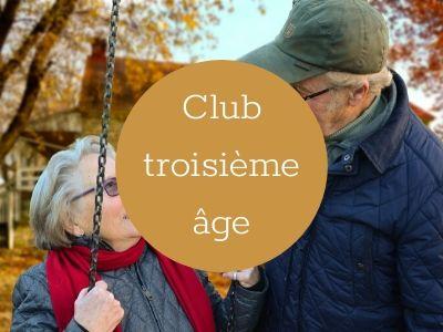 Club troisième âge à Lacapelle-Marival