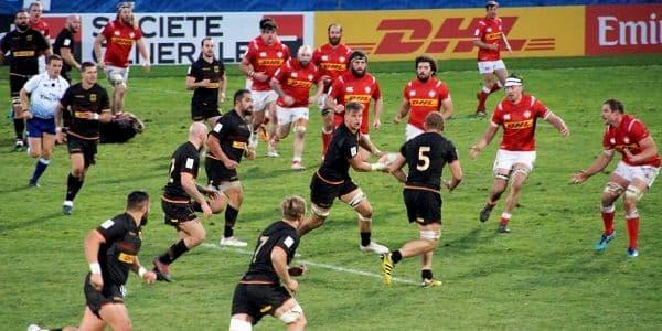 Écolez de rugby à Lacapelle-Marival