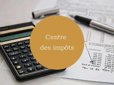 Centre des impôts à Lacapelle-Marival