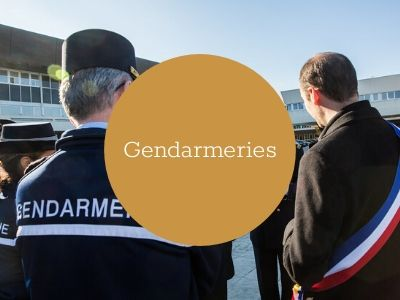 Gendarmeries à Lacapelle-Marival