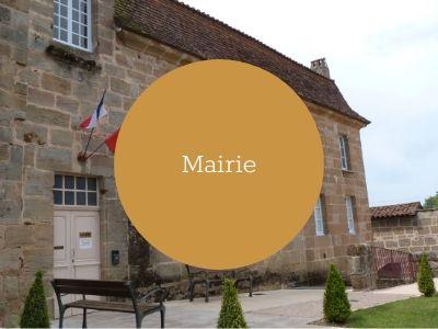 Mairie à Lacapelle-Marival