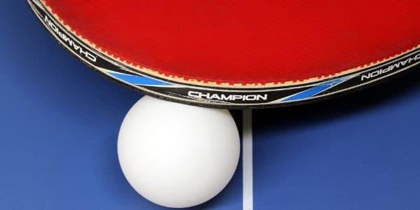 Le ping-pong à Lacapelle-Marival