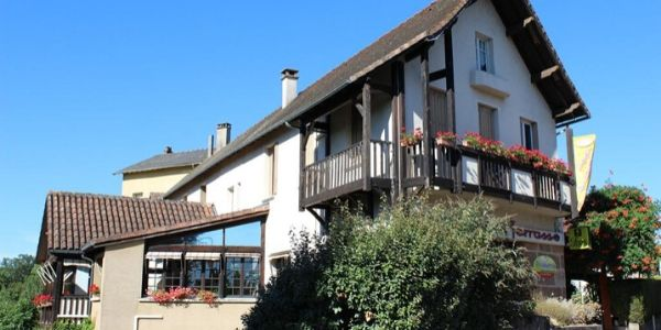 Restaurant La Terrasse à Lacapelle-Marival