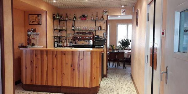 Le restaurant Le Glacier à Lacapelle-Marival