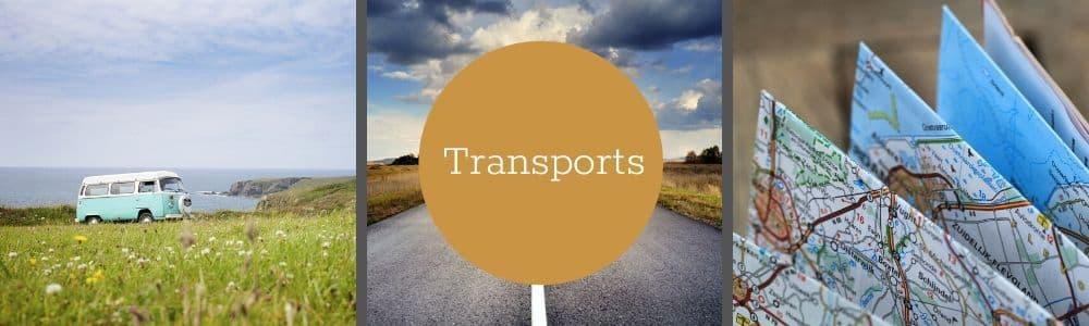 Transports à Lacapelle-Marival